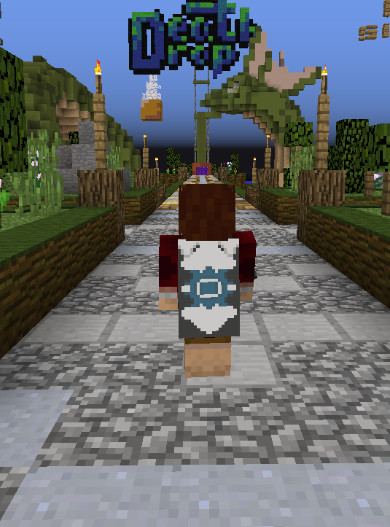 Minecraft Optifine custom Capes
