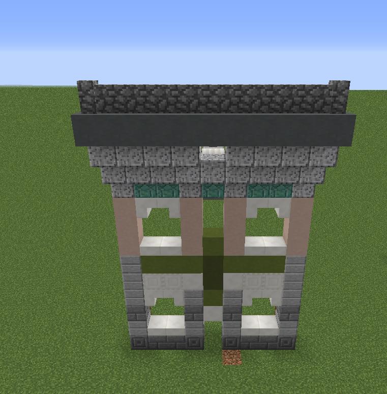 Minecraft huis maken in stappen minecraft huis country for Huis bouwen stappen