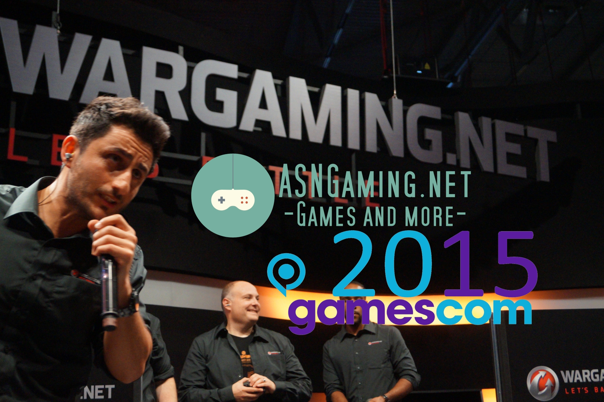 'Visitorday 1 was crazy!' - Gamescom 2015