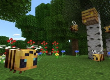 Minecraft (Java Edition) 1.15 is uit: Buzzy Bees!