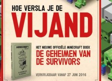 [Review] Minecraft: De Geheimen van de Survivors